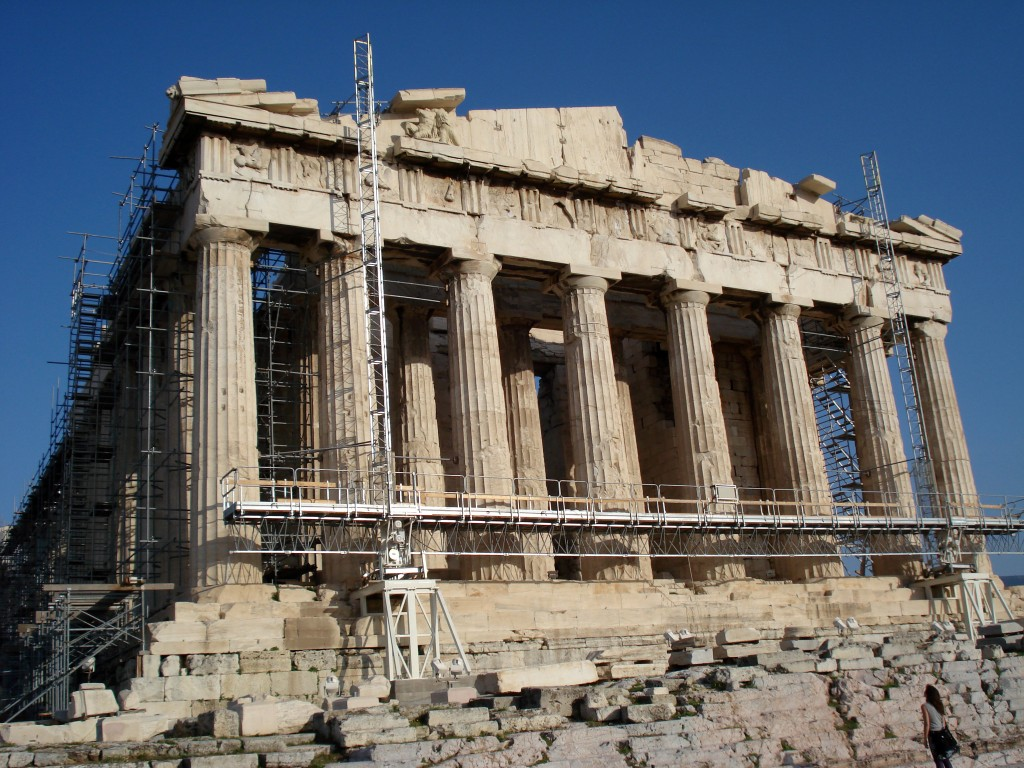 parthenon one of the greatest ancient building that have survived We can only imagine how glorious the parthenon must have about ancient greece's most legendary building the building, which is clearly one of.